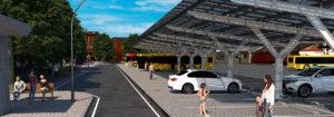 PVDynamics shopping center solar